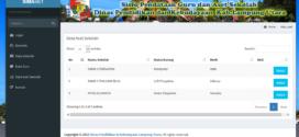 Sistem Manajemen Aset Sekolah Berbasis Web