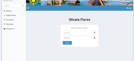 Sistem Informasi Geografis Pariwisata Berbasis Web
