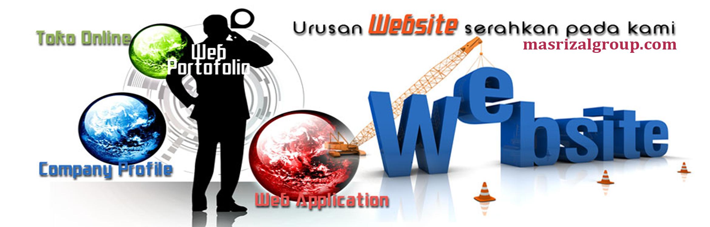 masrizalgroup.com | Jasa Pembuatan Website dan Penjualan Source Code PHP